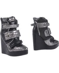 Fornarina Sportglam - Ankle Boots - Lyst