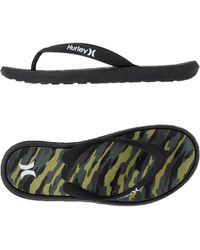 Hurley - Toe Post Sandal - Lyst