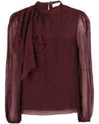 See By Chloé Bluse - Lila
