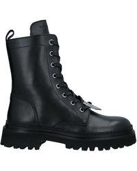 John Galliano Ankle Boots - Black