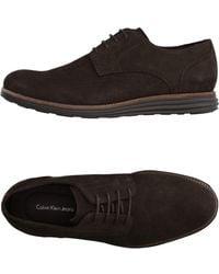 Calvin Klein Jeans - Lace-up Shoe - Lyst