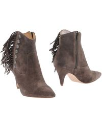 Belle By Sigerson Morrison - Ankle Boots - Lyst