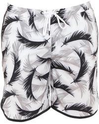 Sundek Swimming Trunks - White