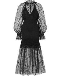 Alice McCALL Long Dress - Black