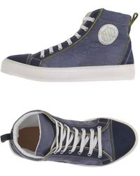 Gold Brothers High-tops & Sneakers - Blue
