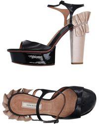 Nina Ricci - Sandals - Lyst
