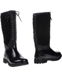 Dolce & Gabbana Boots - Black