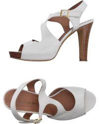 Design Manifattura - Sandals - Lyst
