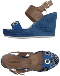 GAUDI - Espadrilles - Lyst