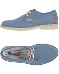 U.S. POLO ASSN. - Lace-up Shoes - Lyst