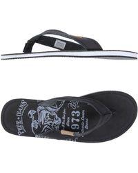 Pepe Jeans - Toe Strap Sandal - Lyst