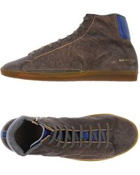 M. Grifoni Denim - High-tops & Sneakers - Lyst