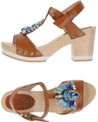 Furla Sandals - Multicolor