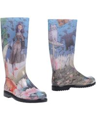 Furla Boots - Blue