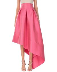Io Couture - 3/4 Length Skirt - Lyst