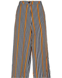 Anonyme Designers Casual Trouser - Blue