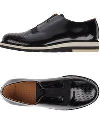 Armani Loafer - Black