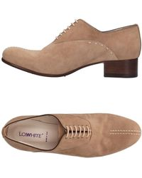 Lo.white - Lace-up Shoe - Lyst