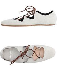 Fessura - Ballet Flats - Lyst