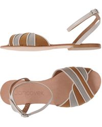 JANCOVEK Sandals clearance free shipping outlet limited edition ZzdW1m0