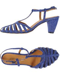 Jancovek Sandals - Blue
