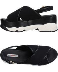 Jucca Sandals - Black