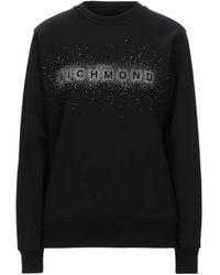John Richmond Sweatshirt - Black