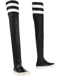 Eugene Riconneaus Boots - Black