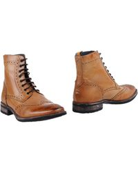 Frank Wright - Ankle Boots - Lyst
