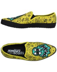 Jeremy Scott for adidas - Embroidered Moccasins - Lyst