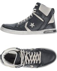 Converse CONS High-tops & Trainers - Black