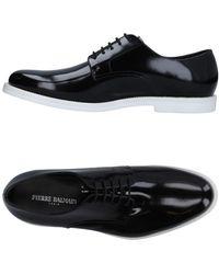 Balmain Lace-up Shoe - Black