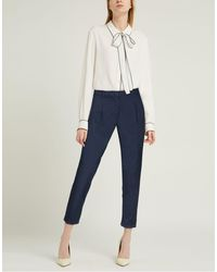 AT.P.CO Casual Trouser - Blue