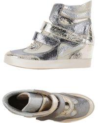 Peperosa High-tops & Sneakers - Metallic