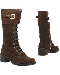 Boutique Moschino Boots - Brown