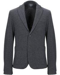 Majestic Filatures Suit Jacket - Grey