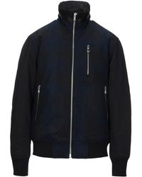 The Very Warm Jacket - Blue