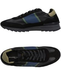 Philippe Model Low-tops & Trainers - Black