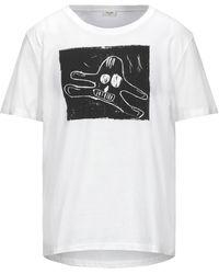 Celine T-shirt - Blanc
