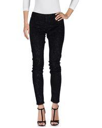 Guess Pantalon en jean - Noir