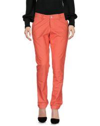Re-hash Casual Trouser - Multicolor