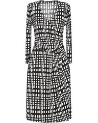 Peserico Knee-length Dress - Black