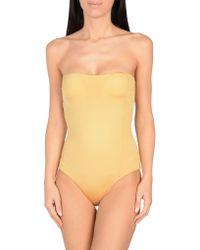 Siyu - One-piece Swimsuit - Lyst