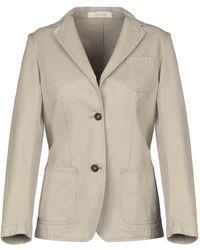 Massimo Alba Suit Jacket - Natural