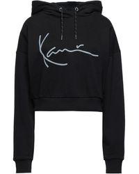 Karlkani Sweatshirt - Black