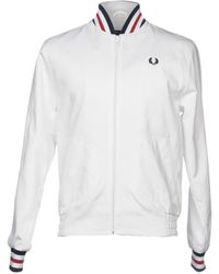Fred Perry Jacket - White