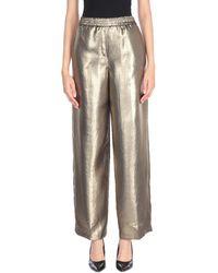 8pm Trousers - Metallic