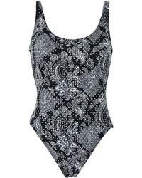 MICHAEL Michael Kors One-piece Swimsuit - Black