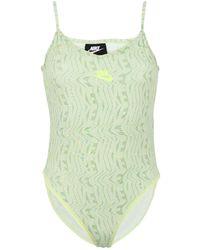 Nike Top - Grün