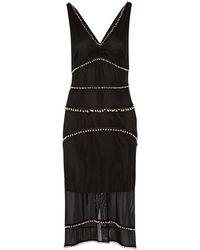 Altuzarra 3/4 Length Dress - Black